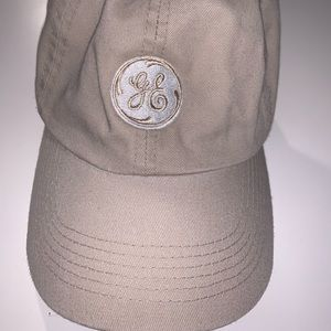 Other - GE khaki hat